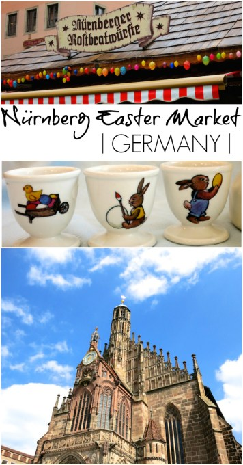 Nürnberg Easter Market Germany
