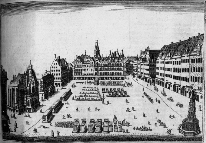 Nürnberg_Hauptmarkt_1707