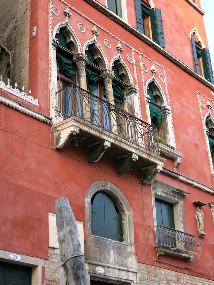 Venice Italy Gondola Ride