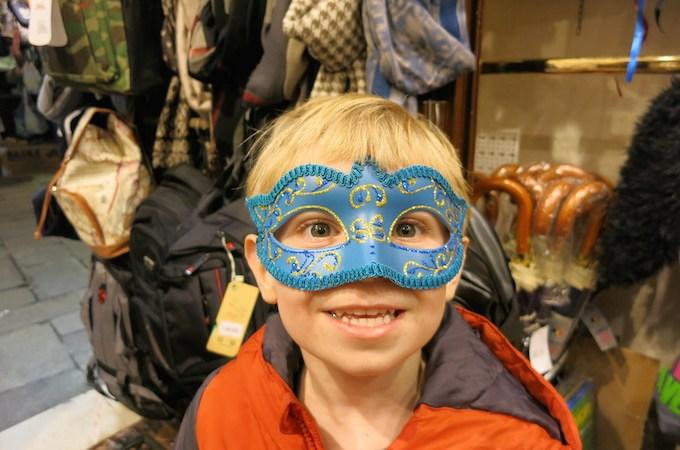 Venice Kid Mask