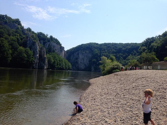 Danube Weltenburg