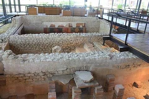 Perigueux Vesunna Museum