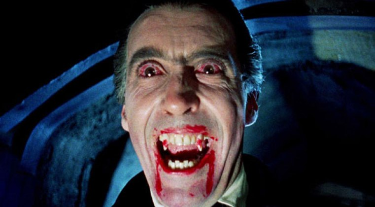 "2:00 PM - ""Horror of Dracula"" (1958, Hammer Horror) - North Park Theatre"