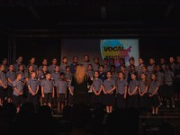Northpine Vocal Night performance
