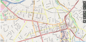 Click here to visit OSM and see what's left of the building footprints in Athens.