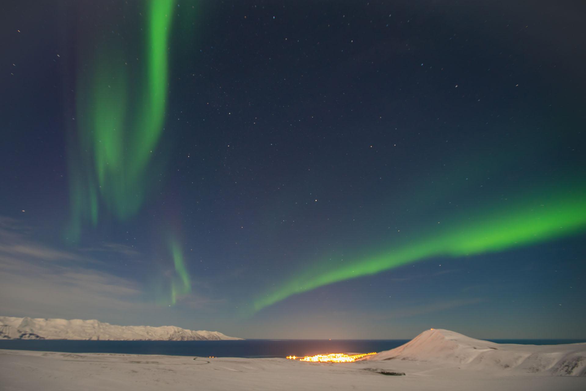 Northern Lights History