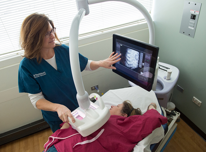 Automated Whole Breast Ultrasound (ABUS)   NorthShore