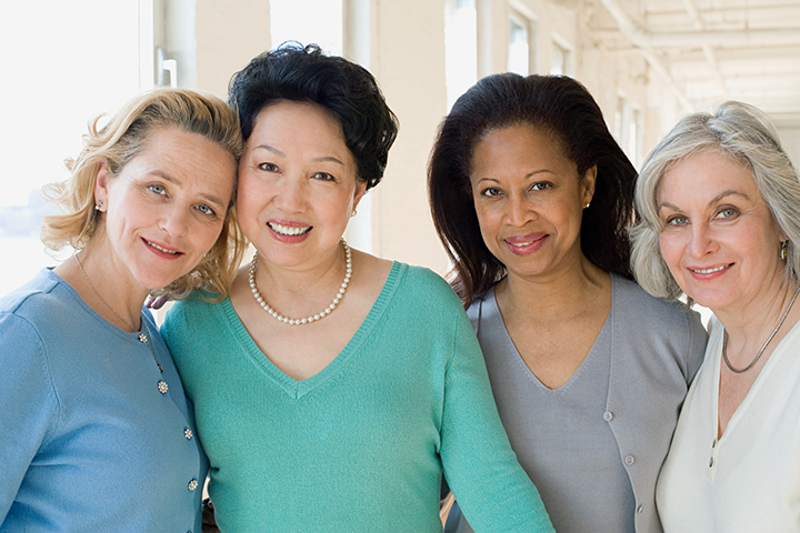 Talking Through The Changes Menopause
