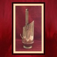 Vintage Copper Match Holder - Northshore Fireplace