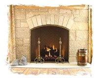 Andirons-21 - Northshore Fireplace