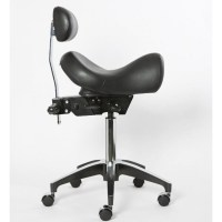 Saddle Office Seat Chair Stool - Office Furniture Since 1990