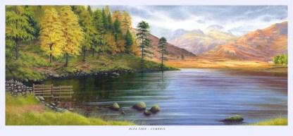Blea Tarn - Cumbria
