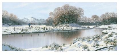 Winters Walk - Elterwater