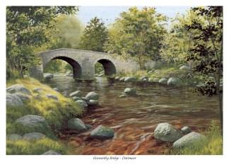 Hexworthy Bridge - Devon