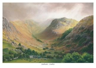 Seathwaite Cumbria