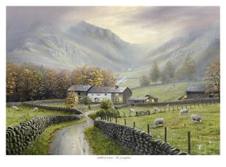 Milbeck Farm - The Langdales