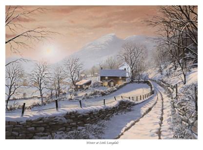Winter at Little Langdale