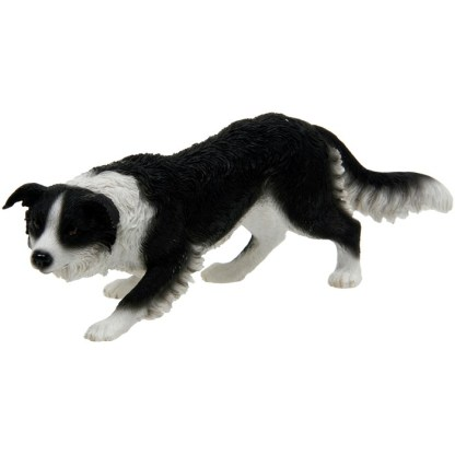 Sheepdog at the ready Figurine