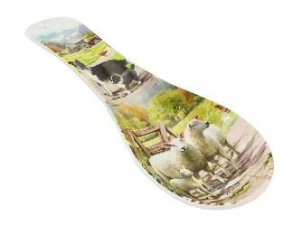 Collies Spoon Rest