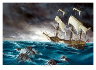 The Sinking of the Whydah