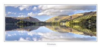 Grasmere Reflections Greeting Card