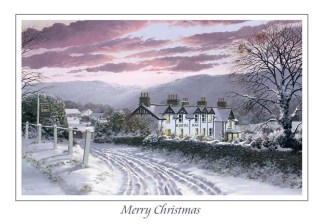 Troutbeck Christmas Card