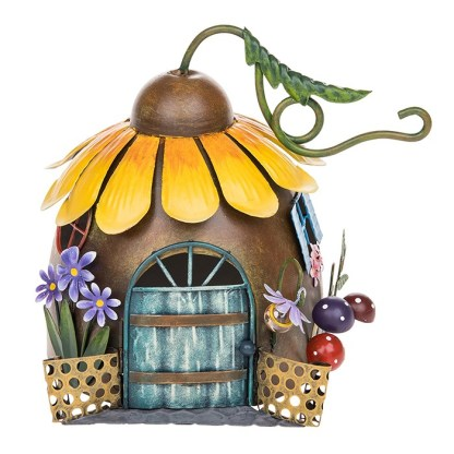 Secret Garden Sunflower House