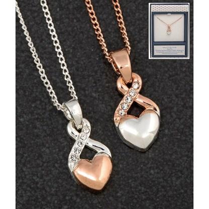 Forever Heart Pendant