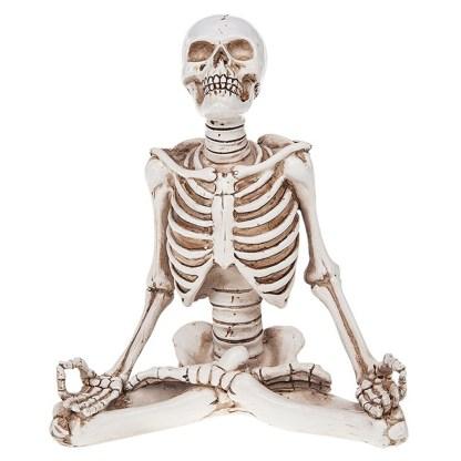 Funny Bone Skeleton Om