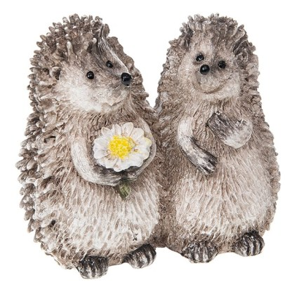 Happy Hedgehogs Pair