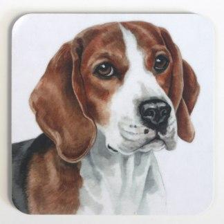 Beagle Coaster