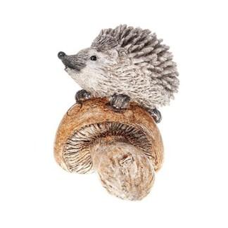 Happy Hedgehogs Mushroom