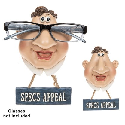 Wall Mounted Specs Holder - Specs Appeal Man