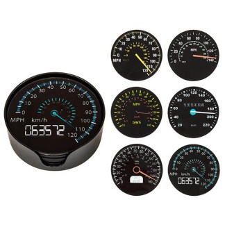 Speedometer Coaster Set of 6