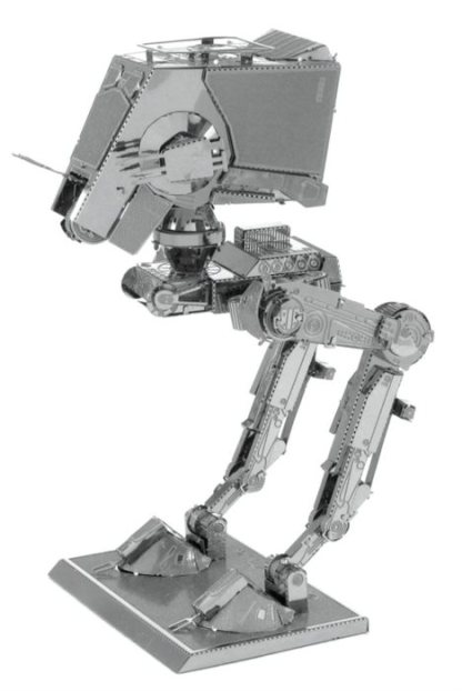 3D - AT-ST Metal Puzzle