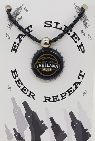 Lakeland Ales Beer Cap Pendant