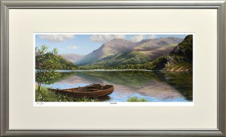 Lake District Artist Craig Long