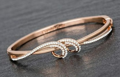 Ornate Swirl Bracelet by Equilibrium