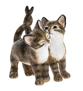 Cute Kitten Figurines