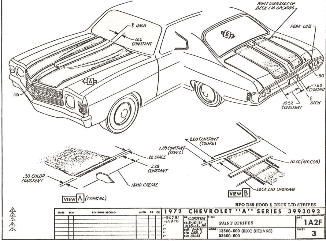 72 chevelle fuse box diagram