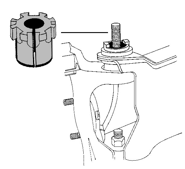 Service manual [How To Adjust The Camber On A 1984 Mercury