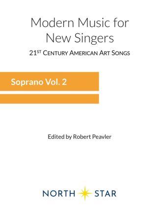 Cover of NSM Modern Art Songs Soprano Volume 2