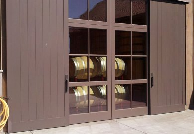 Exterior Sliding Barn Door