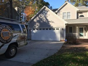 garage door repair and installation in raleigh nc