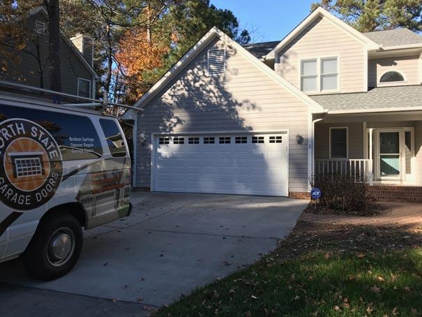 Garage Door Repair Installation Specialists In Raleigh Nc