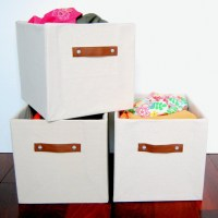 How to Make Custom Sized Storage Boxes