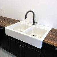 The IKEA DOMSJO sink was discontinued - now what?