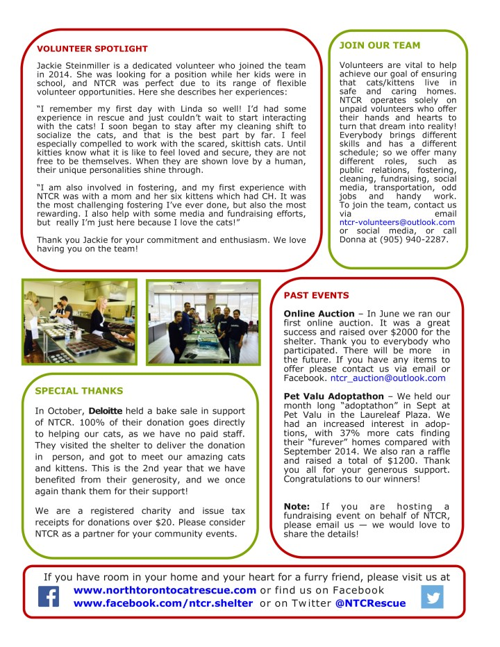 NTCR newsletter winter 2015 - Page3