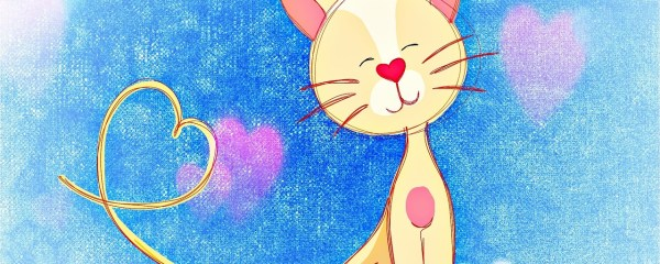 "How Cats Say ""I LUV U"""