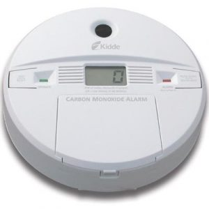 Maintaining Healthy Homes, CO Detectors